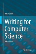 Writing for Computer Science 2014