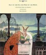 East of the Sun and West of the Moon - Old Tales From the North - Illustrated by Kay Nielsen