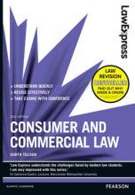 Law Express: Consumer and Commercial Law (Revision Guide)
