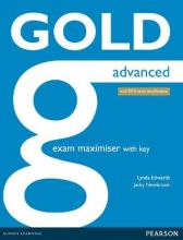 Gold Advanced Maximiser with Key: Gold Advanced Maximiser with Key Advanced