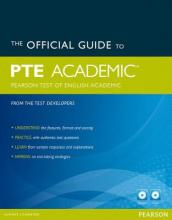 The Official Guide to the Pearson Test of English Academic Pack