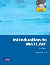 Introduction to MATLAB/MATLAB & Simulink Student Version 2012a