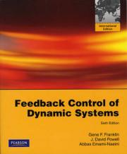 Feedback Control of Dynamic Systems/MATLAB & Simulink Student Version 2012a