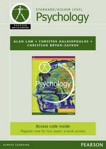 Pearson Baccalaureate Psychology for the IB Diploma