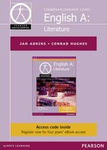Pearson Baccalaureate English A: Literature ebook only edition for the IB Diploma (etext)