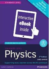 Pearson Baccalaureate Physics Standard Level eBook Only Edition (eText) for the IB Diploma