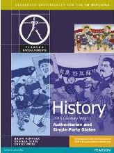 Pearson Baccalaureate History: Authoritarian and Single Party States print and ebook bundle