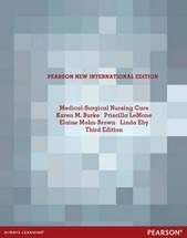 Medical Surgical Nursing Care Pearson New International Edition, plus MyNursingKit without eText