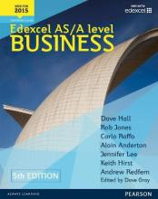 Edexcel AS/A Level Business Student Book and ActiveBook