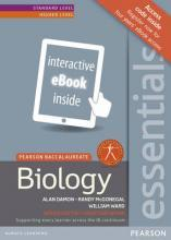Pearson Baccalaureate Essentials: Biology standalone etext