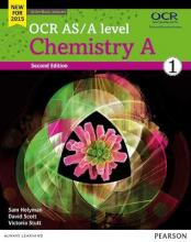 OCR AS/A Level Chemistry A 2015: Student Book 1 + ActiveBook