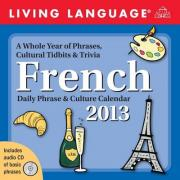 French Daily Phrase & Culture Calendar