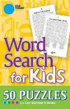 USA Today Word Search for Kids