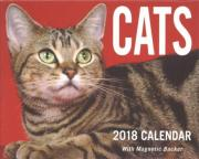 Cats 2018 Mini Day-To-Day Calendar