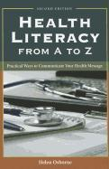 Health Literacy from A to Z