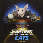 Star Trek: The Next Generation Cats