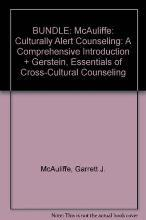 Bundle: McAuliffe: Culturally Alert Counseling: A Comprehensive Introduction + Essentials of Cross-Cultural Counseling