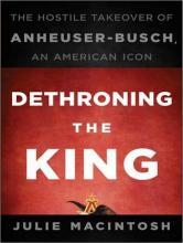 Dethroning the King (Library Edition)