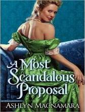 A Most Scandalous Proposal (Library Edition)