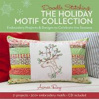 Doodle Stitching: The Holiday Motif Collection