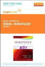 Hematology - Elsevier eBook on Vitalsource (Retail Access Card)