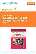Ferrets, Rabbits, and Rodents - Elsevier eBook on Vitalsource (Retail Access Card)