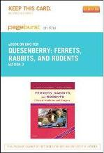 Ferrets, Rabbits and Rodents - Elsevier eBook on Intel Education Study (Retail Access Card)