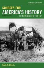 Sources for America's History, Volume 1