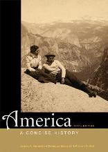 America: A Concise History, High School Edition