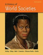 Launchpad for a History of World Societies and a History of World Societies, Value Edition (Twelve Month Access)