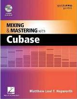 Mixing and Mastering with Cubase