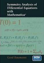 Symmetry Analysis of Differential Equations with Mathematica (R)