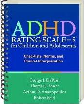 ADHD Rating Scale - 5 for Children and Adolescents