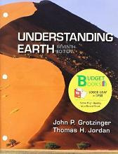Loose-Leaf Version for Understanding Earth & Launchpad 6 Month Access Card