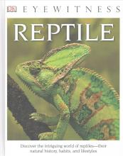 DK Eyewitness Books: Reptile (Library Edition)