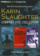 Karin Slaughter Compact Disc Collection