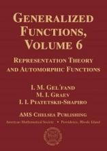 Generalized Functions, Volume 6