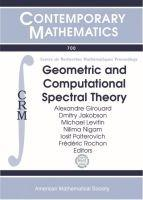 Geometric and Computational Spectral Theory
