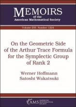 On the Geometric Side of the Arthur Trace Formula for the Symplectic Group of Rank 2