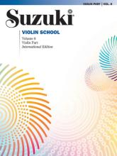 Suzuki Violin School, Vol 8