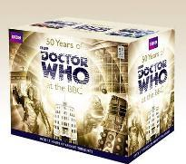 Fifty Years of Doctor Who at the BBC (Box Set)
