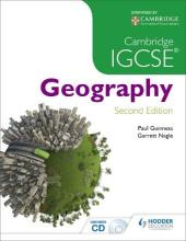 Cambridge IGCSE Geography 2nd Edition
