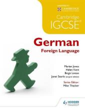 Cambridge IGCSE German Foreign Language