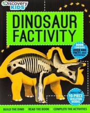 Discovery Kids Dinosaur Factivity