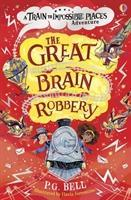 GREAT BRAIN ROBBERY SIGNED EDITION