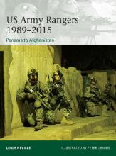 US Army Rangers 1989-2015