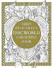 Terry Pratchett's Discworld Colouring Book