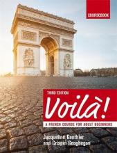 Voila (3rd edition) A French Course for Adult Beginners
