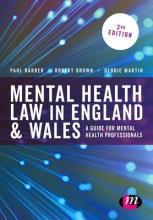 mental health law in engl and and wales barber paul martin debbie brown robert e dr