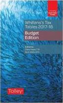 Whillans's Tax Tables 2017-18 (Budget edition)